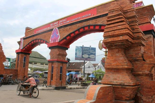 wisata batik indonesia