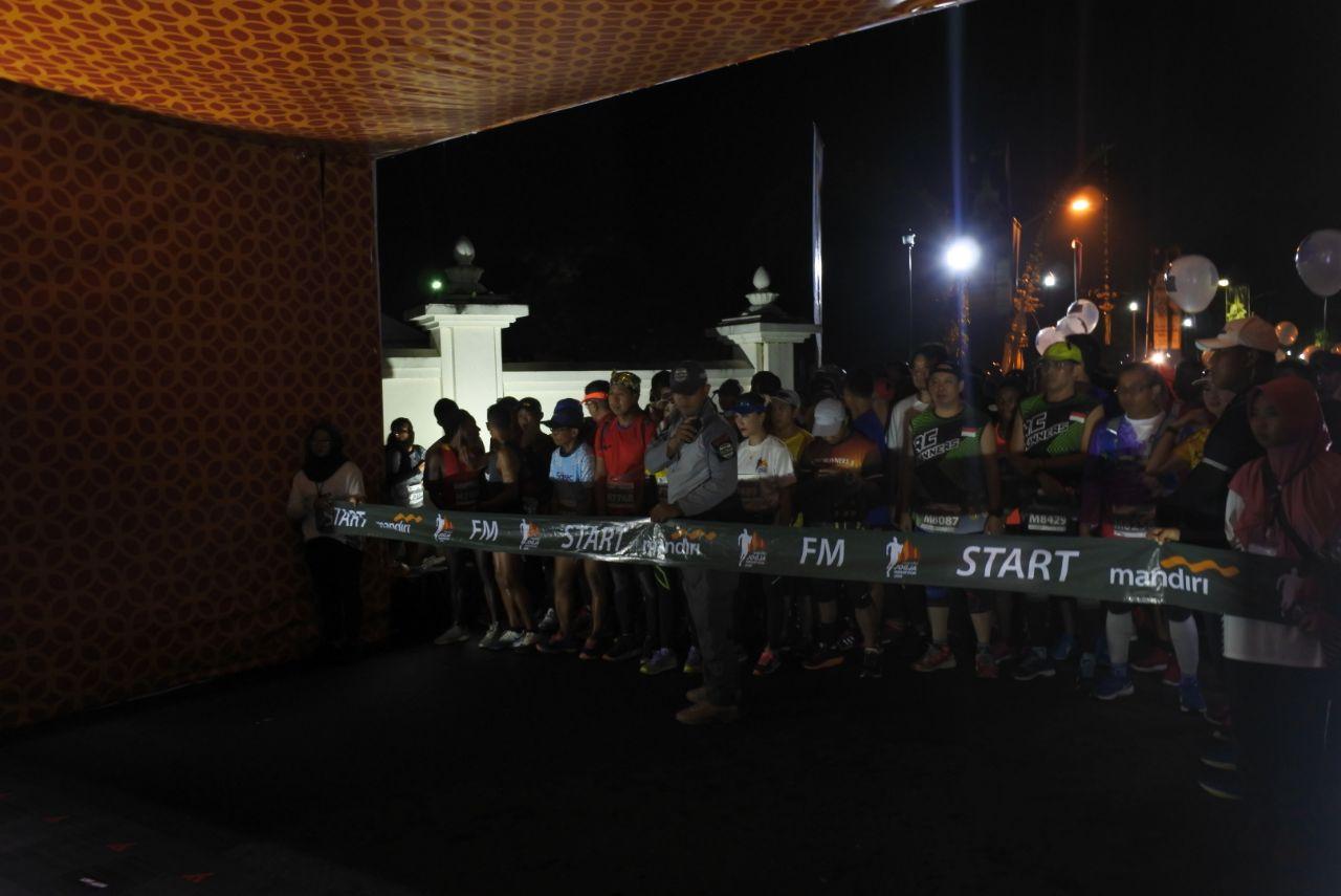 mandiri jogja marathon 1