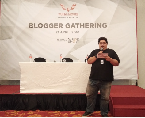 wuling blogger gathering