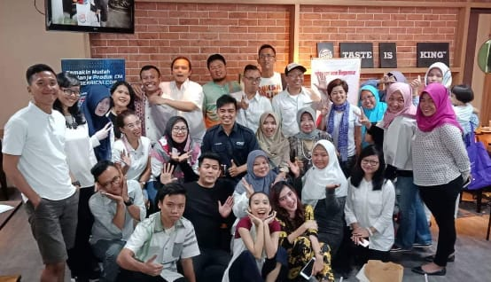workshop bersama cni dan isb