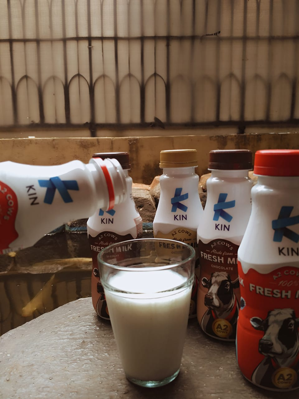 KINFresh Milk 1