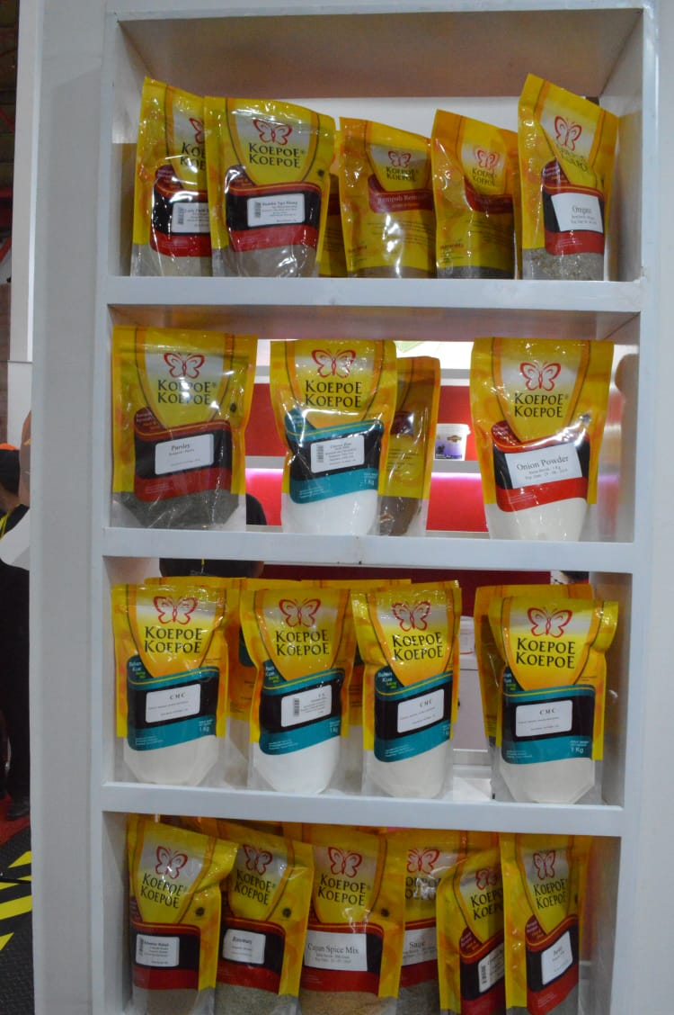 Booth Koepoe Koepoe