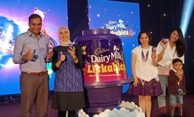Cadbury Dairy Milk Lickables
