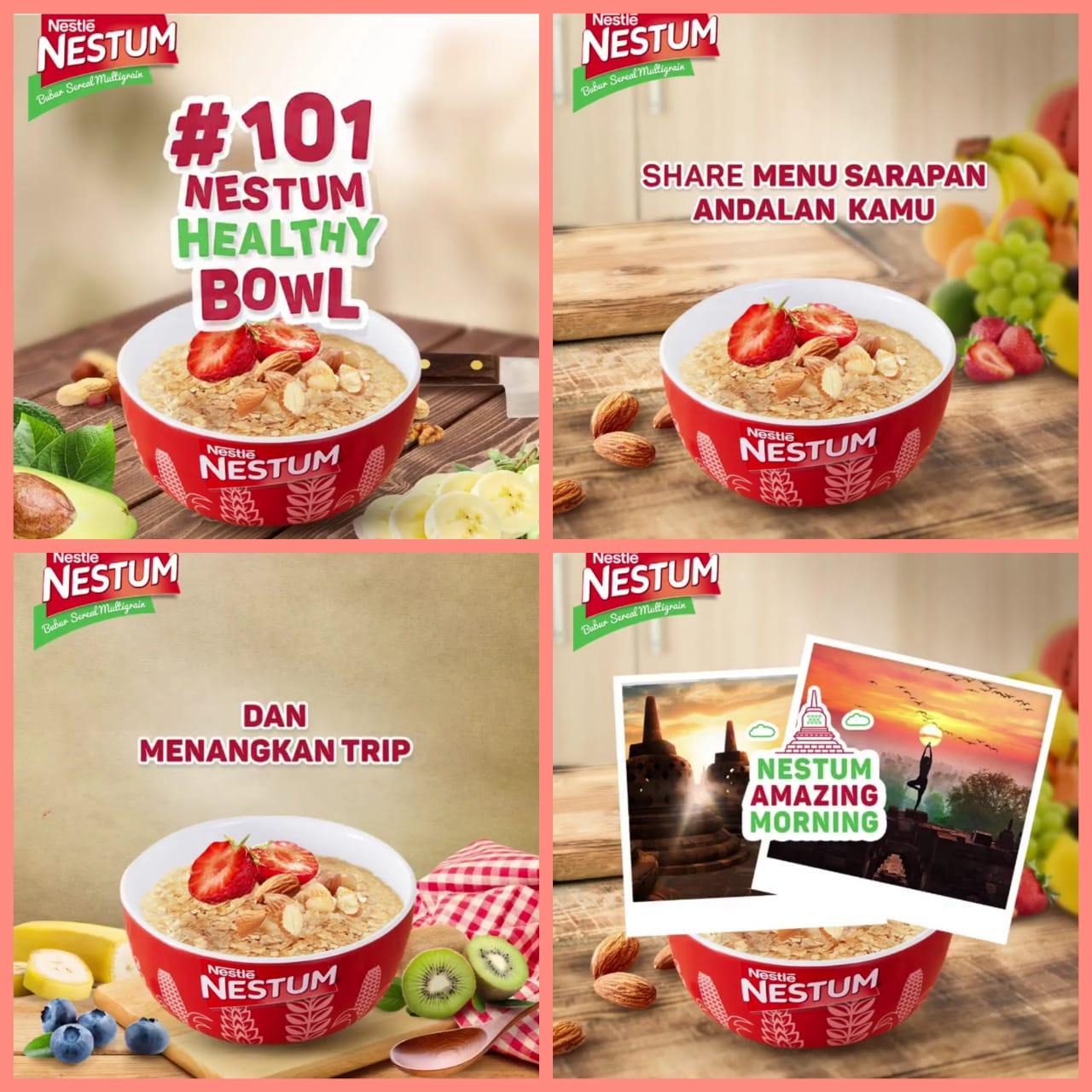NESTUM 101 Healthy Bowls