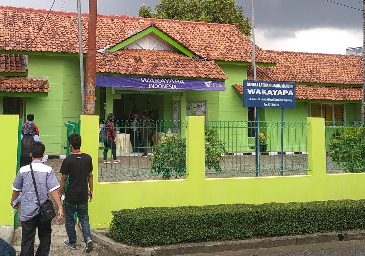 Wakayapa merupakan Institut Kemandirian yang dikelola oleh Dompet Dhuafa.