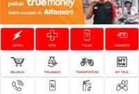 Aplikasi TrueMoney