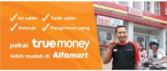Kemudahan menggunakan aplikasi TrueMoney.
