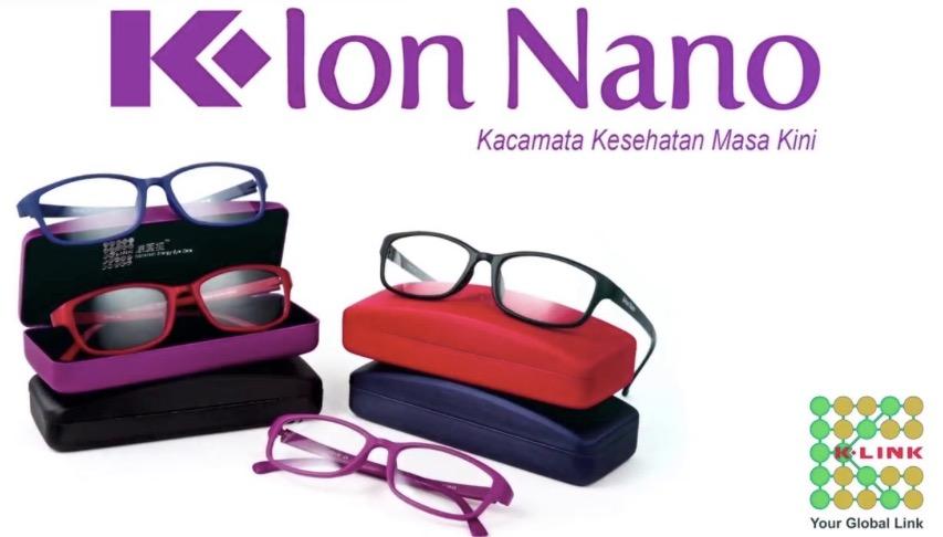 Salah satu produk unggulan K-Link, yaitu K-Ion Nano.