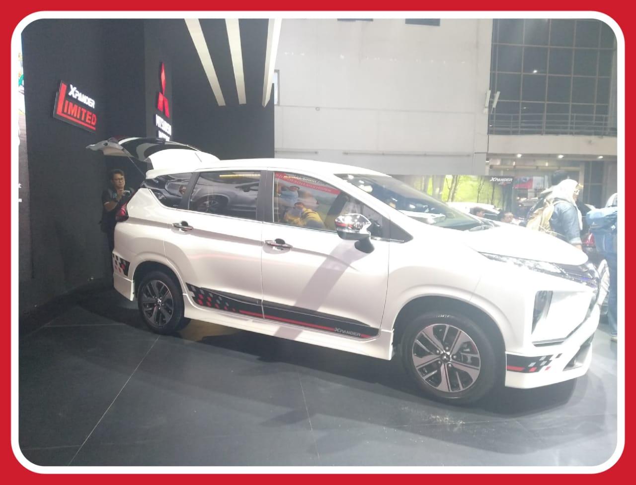 Keunggulan Xpander Ultimate Limited Edition.