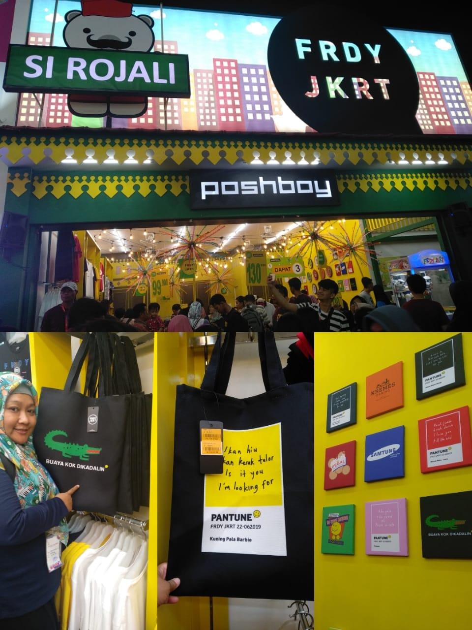 FRDYJKRT di Jakarta Fair