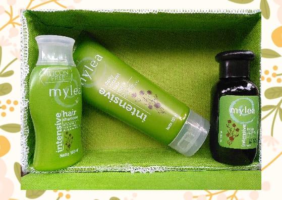Shampoo, Hair Mask dan Tonic Rangkaian Mylea Hairceutical System
