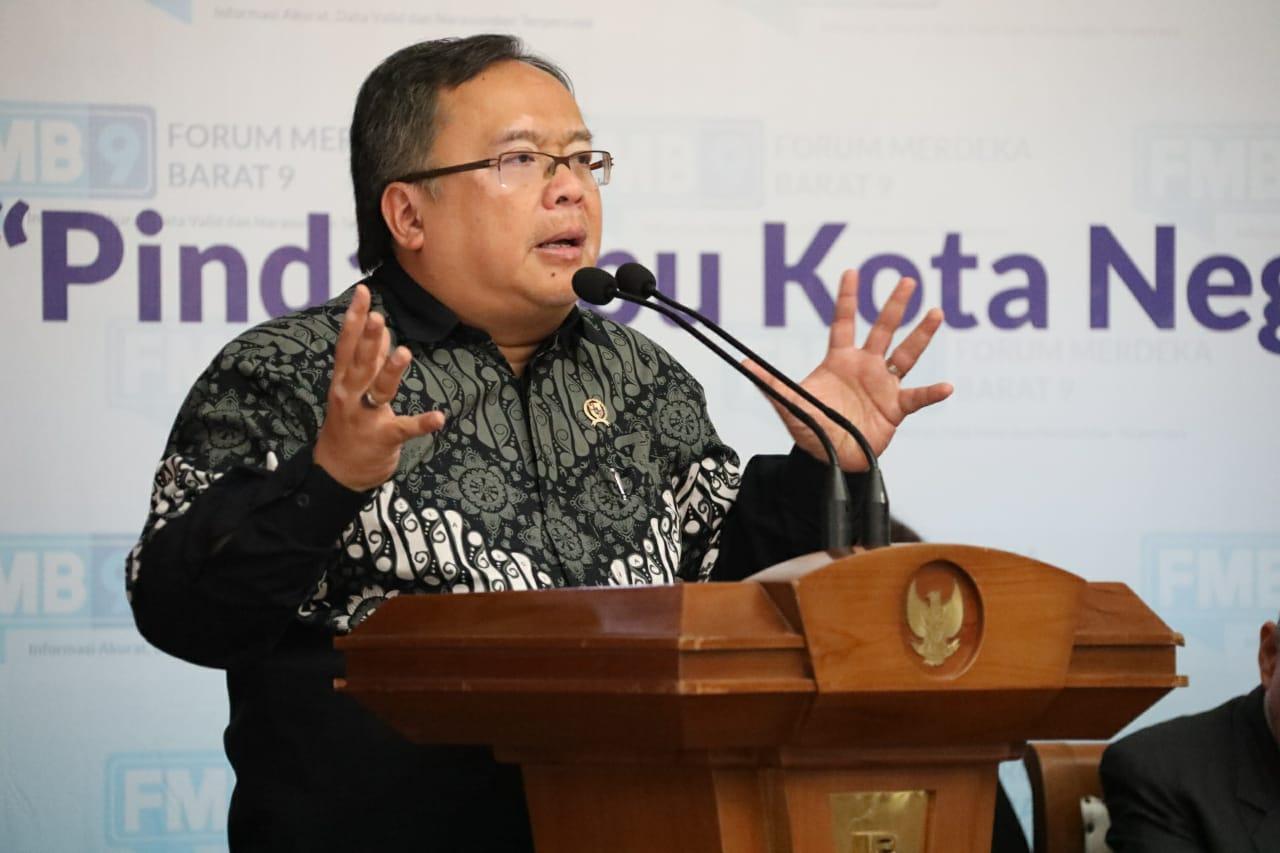 Indonesia siap dengan ibu kota baru