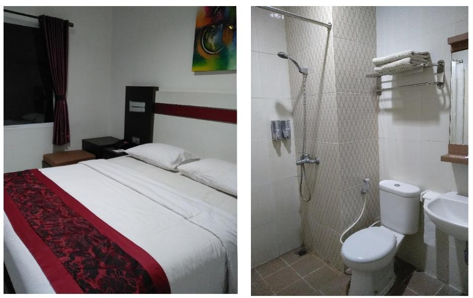 hotel Dengan layanan terbaik dari airy room