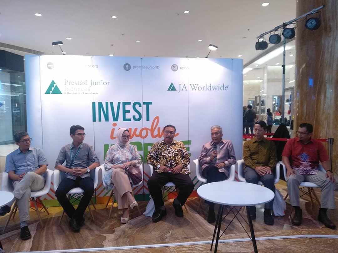 Prestasi Junior Indonesia dorong pertumbuhan wirausaha muda