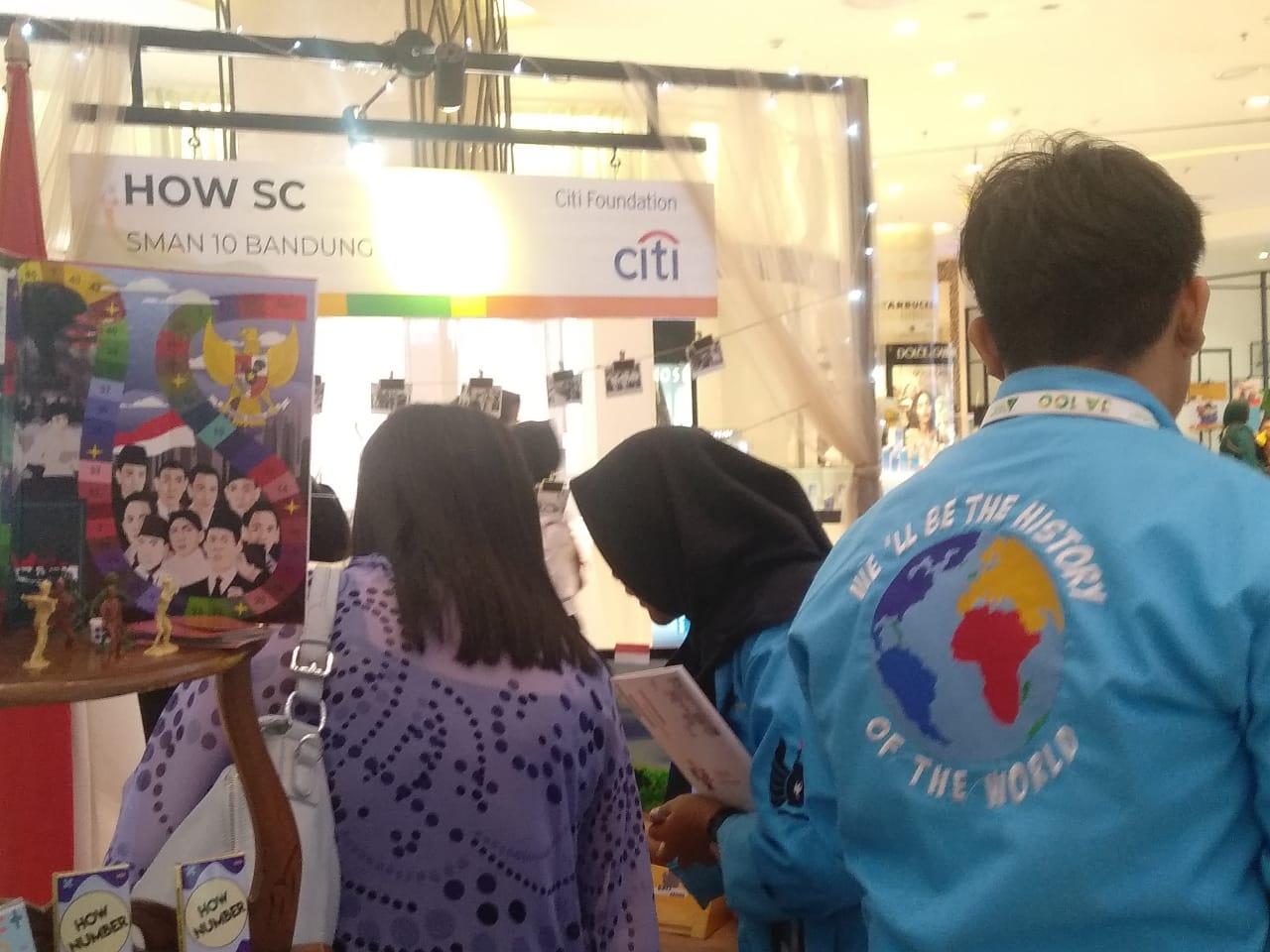 Perusahaan siswa dari Bandung