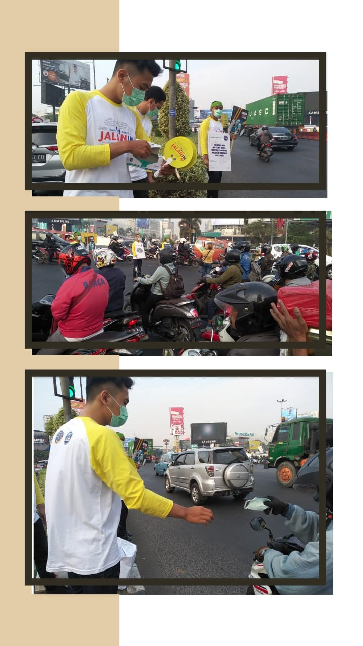 Kampanye jalan hijau