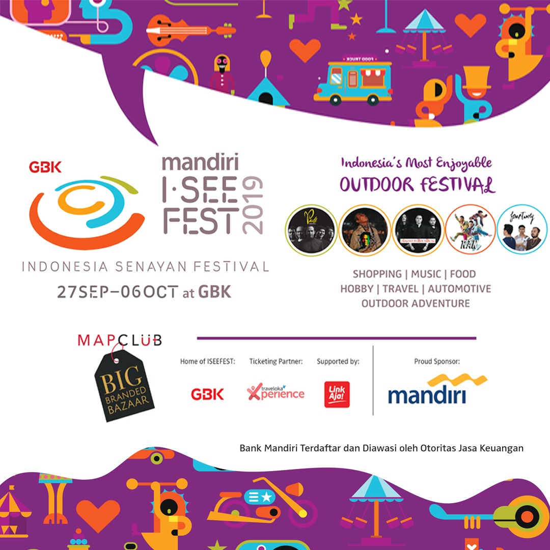 Datang ke I See Fest 2019