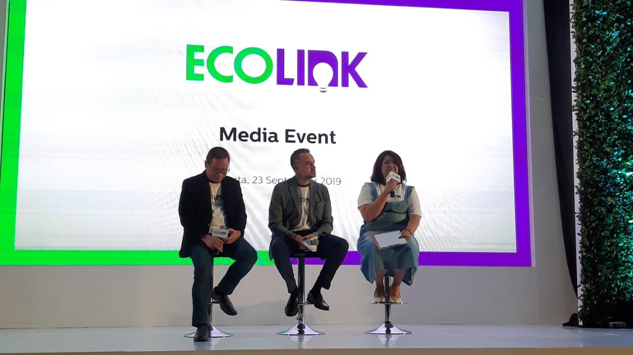 Ecolink lampu LED