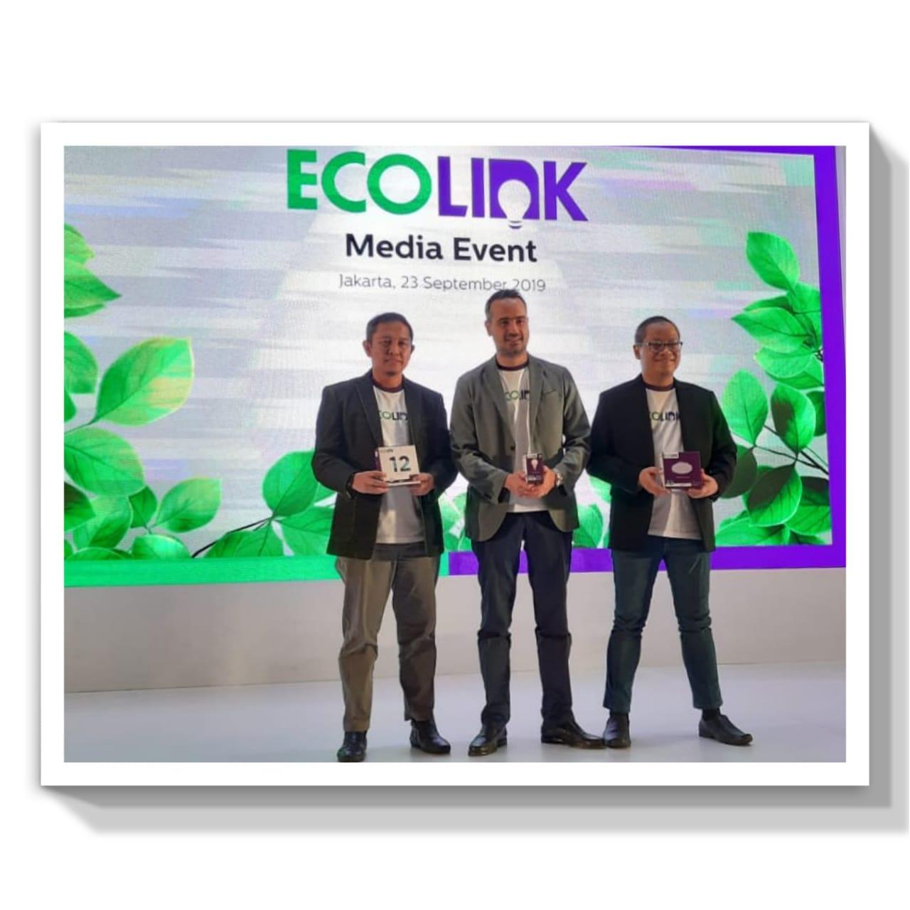 Peluncuran Ecolink