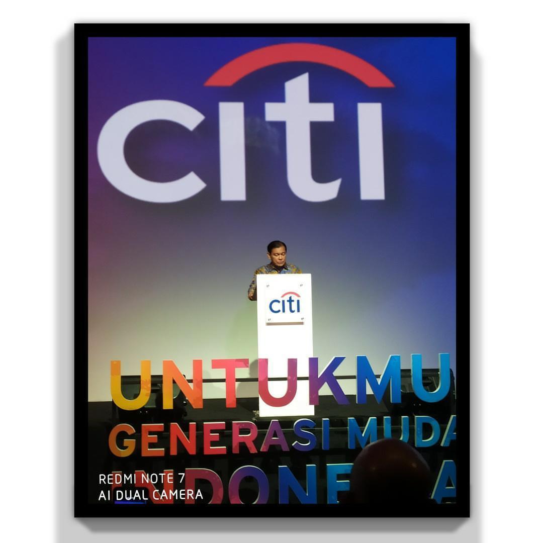 CEO Citi Indonesia, Batara Sianturi