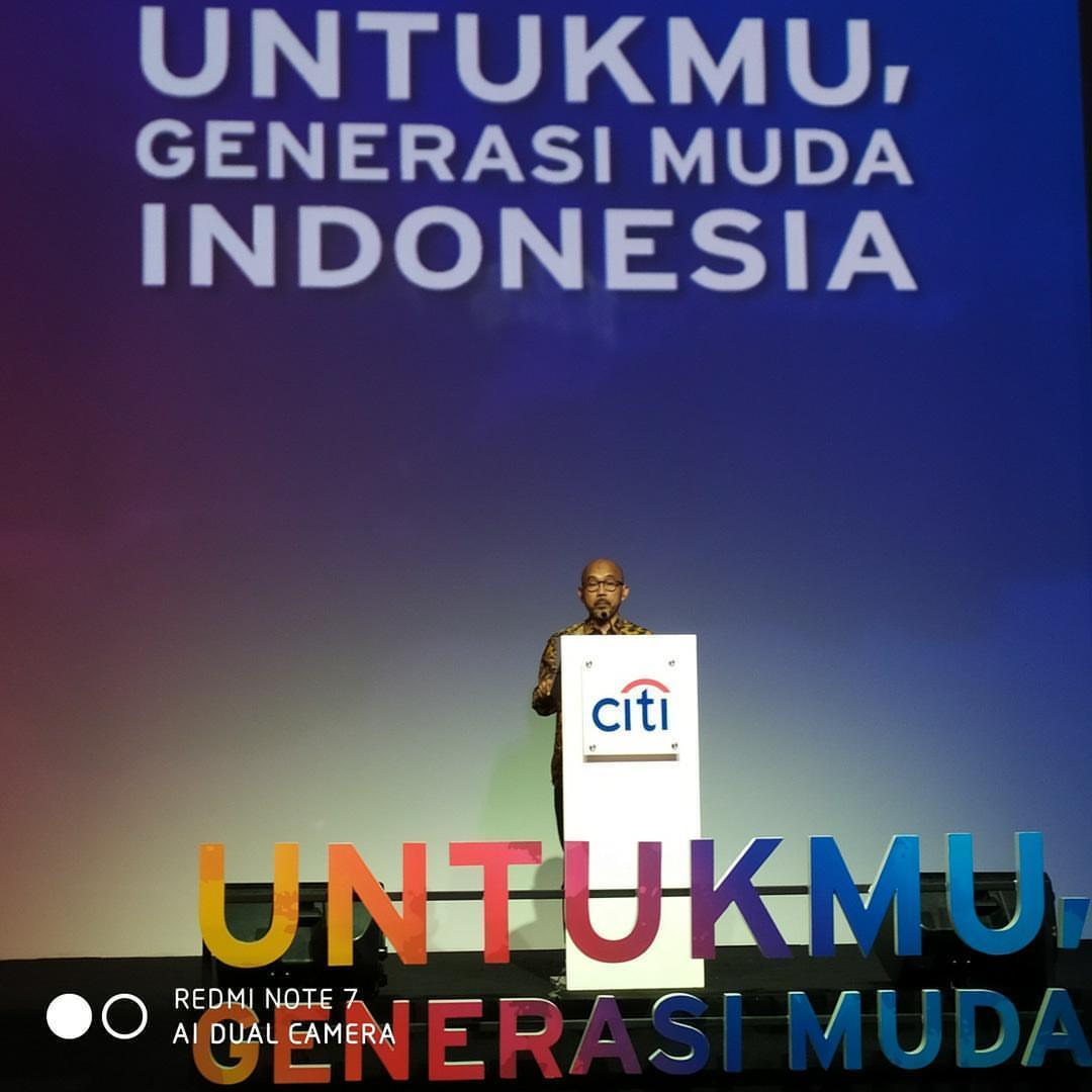 Sambutan dari Kepala Bekraf Indonesia