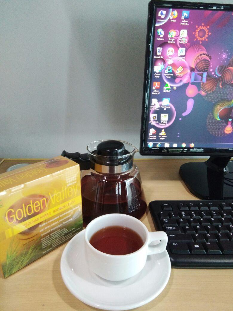 minuman herbal antioksidan