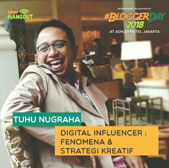 blogger day 2018