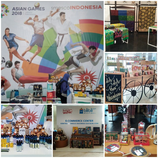 official merchandise asian games
