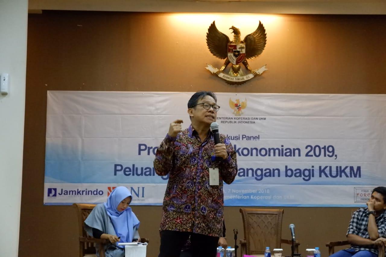 Proyeksi ekonomi Indonesia 2019