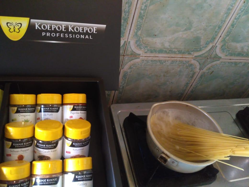 masak dengan rempah Koepoe Koepoe Professional