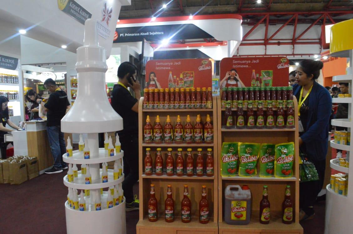 Booth Koepoe Koepoe Professional.
