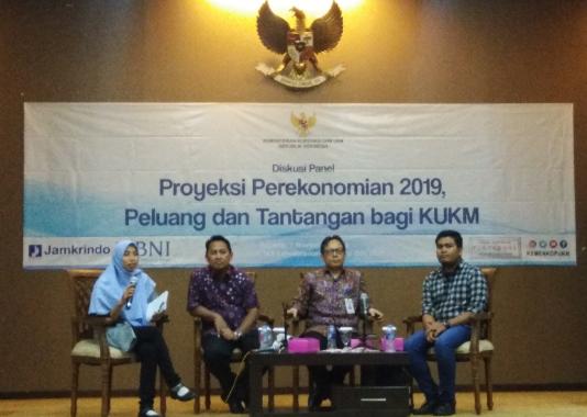 Proyeksi Ekonomi KUKM 2019