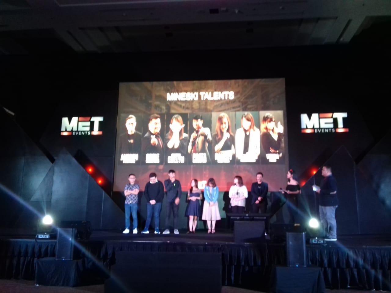 Mineski talent Indonesia