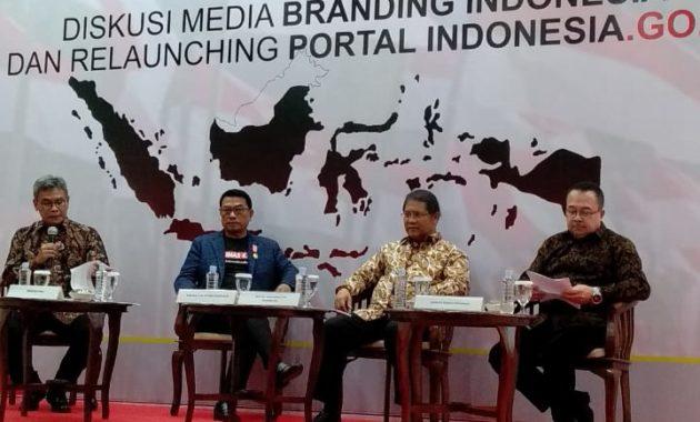 diskusi media portal Indonesia.go.id