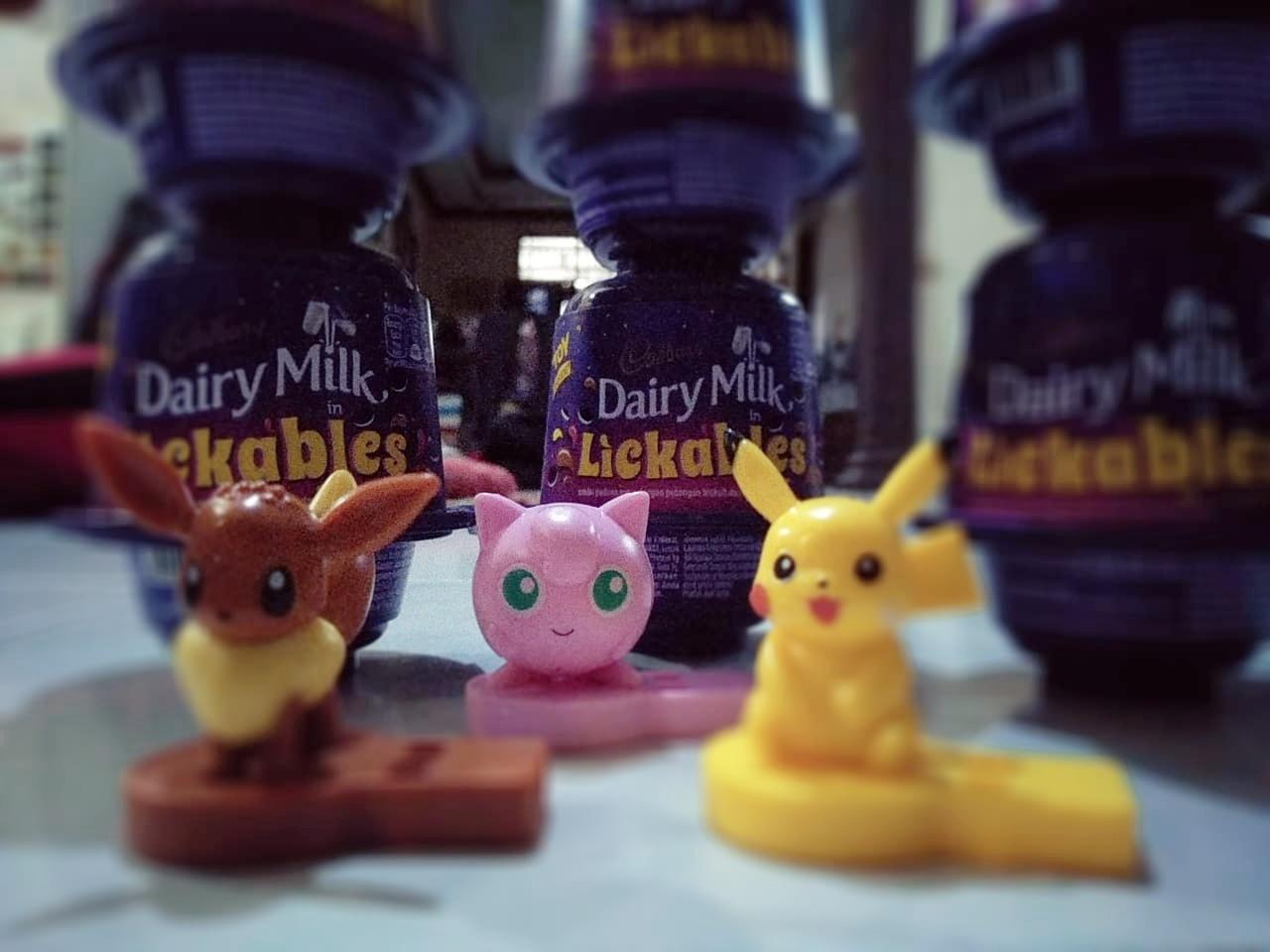 Cadbury  Lickables