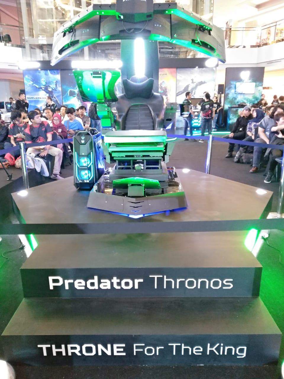 Acer Predator League