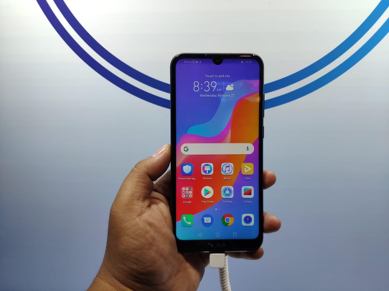 Kerennya smartphone HONOR 10 Lite