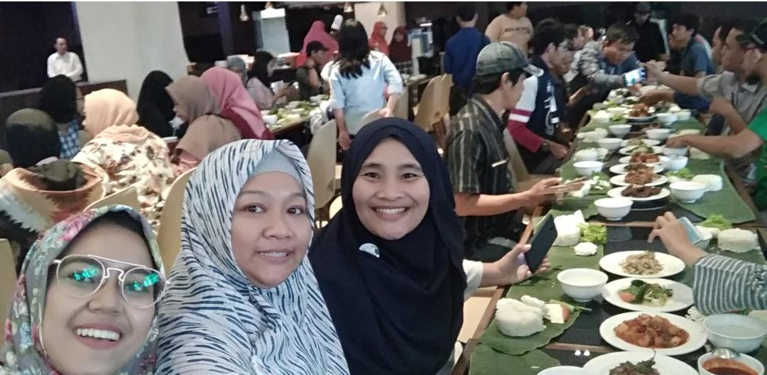 Bancakan di Crowne Plaza Bandung