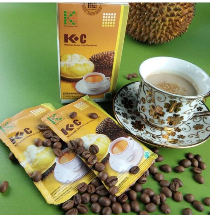 Produk Kopi Durian K-Link Indonesia