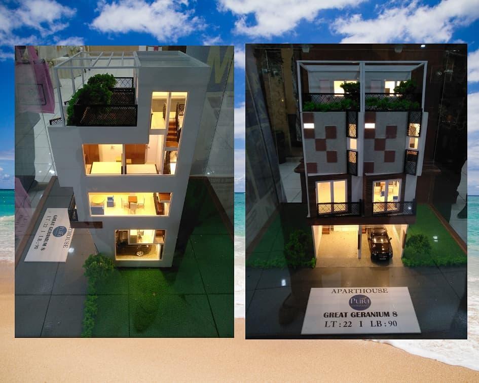 Kirana House at Pejaten, hunian nyaman rumah berasa apartemen.