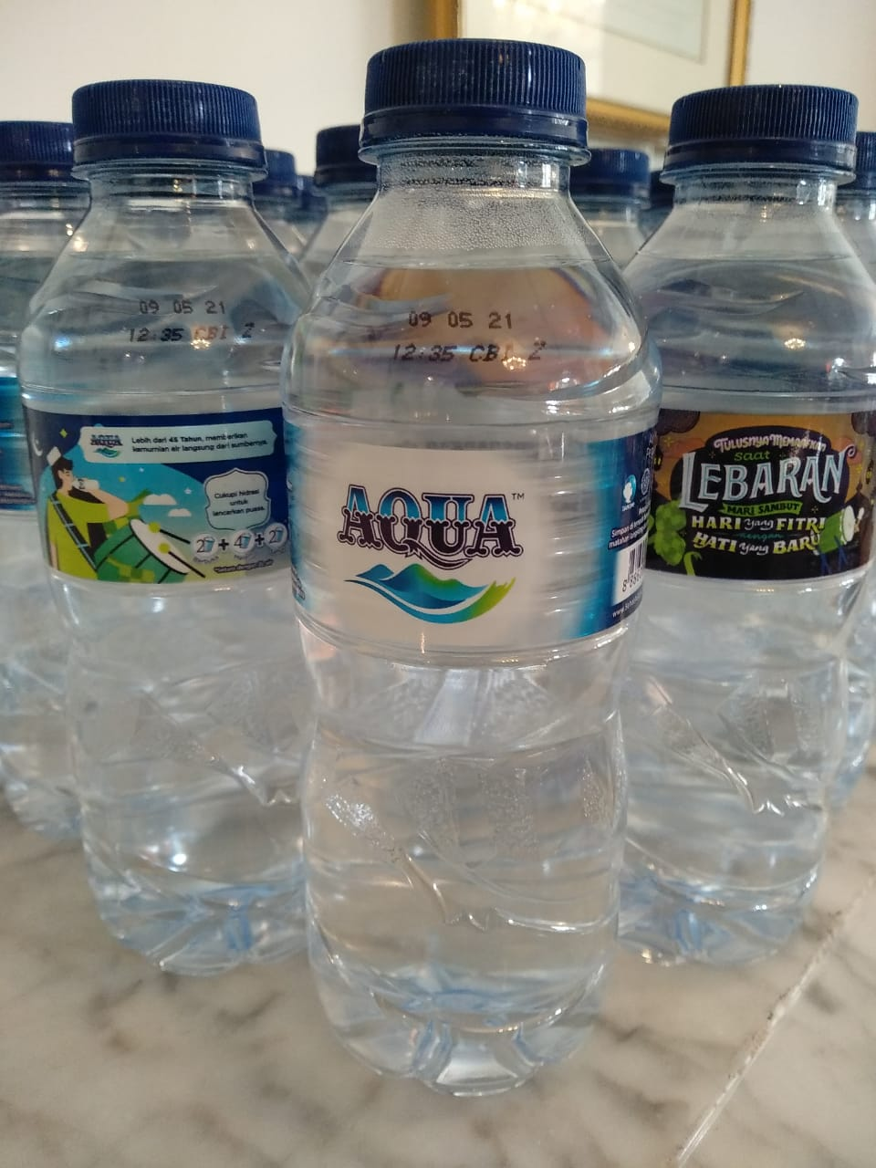 Danone-AQUA Air Minum dalam Kemasan