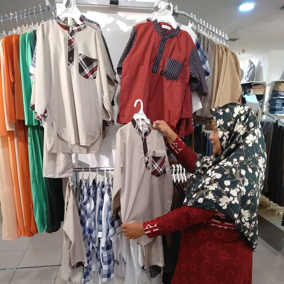 baju branded murah di DSE