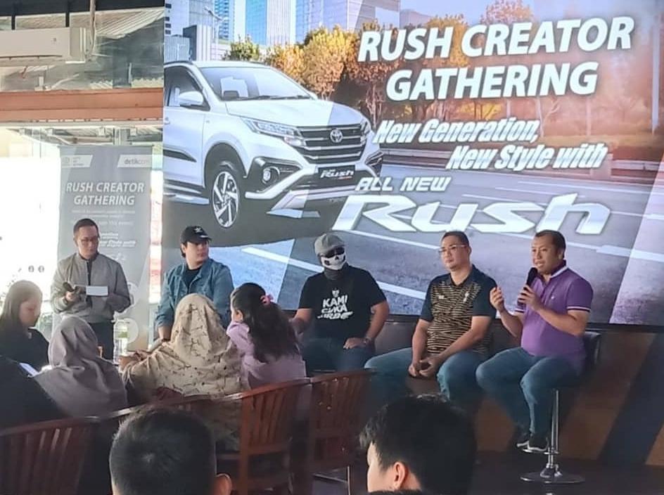 Rush Community Gathering