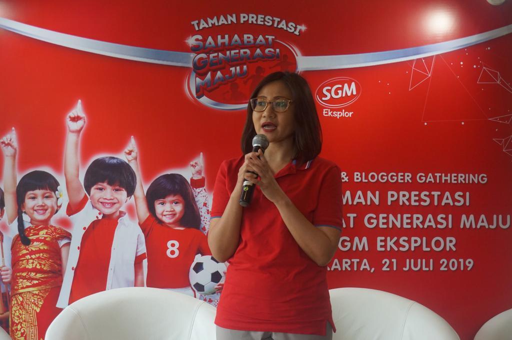 Dukungan Danone Indonesia dalam terwujud Anak Generasi Maju