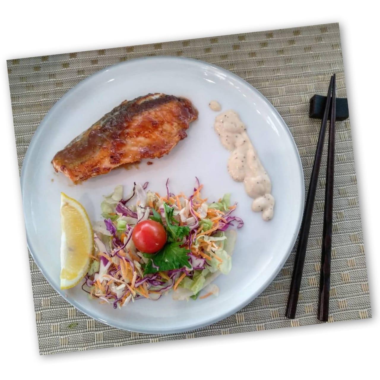 Ikan Salmon Guriru
