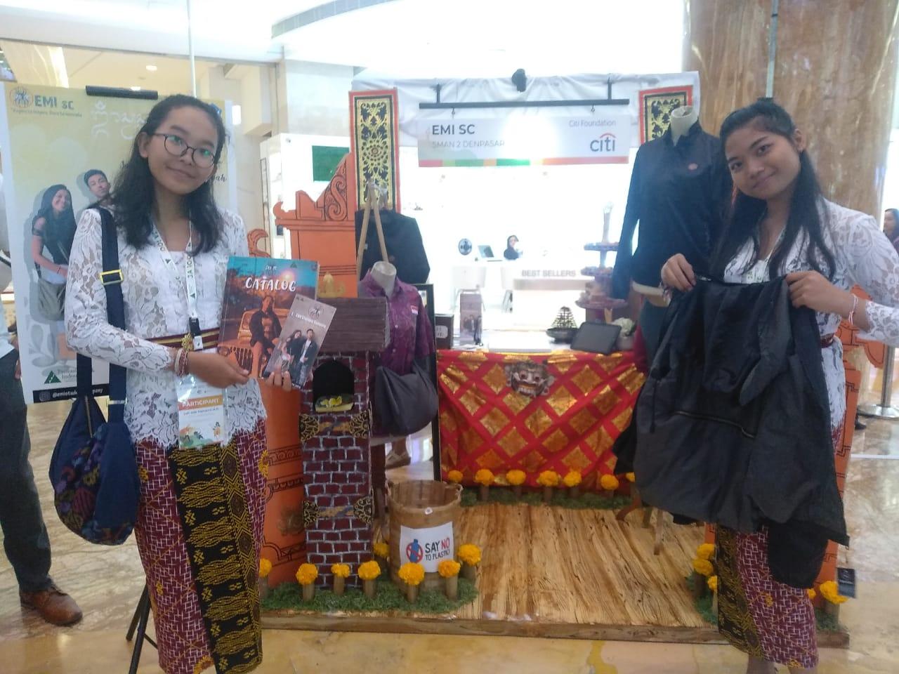 Perusahaan siswa Denpasar