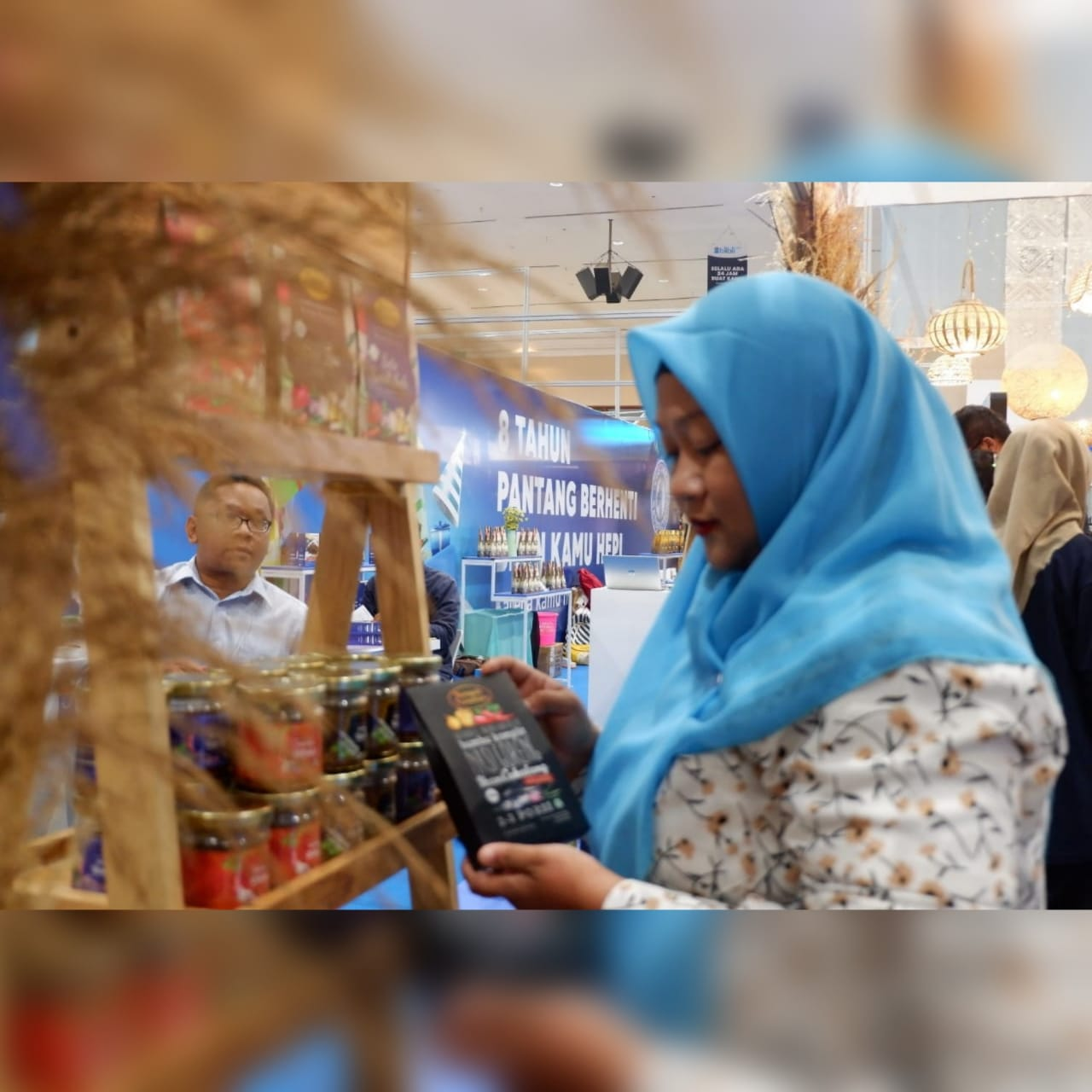 Belanja Online to Offline di Pasar IdEA