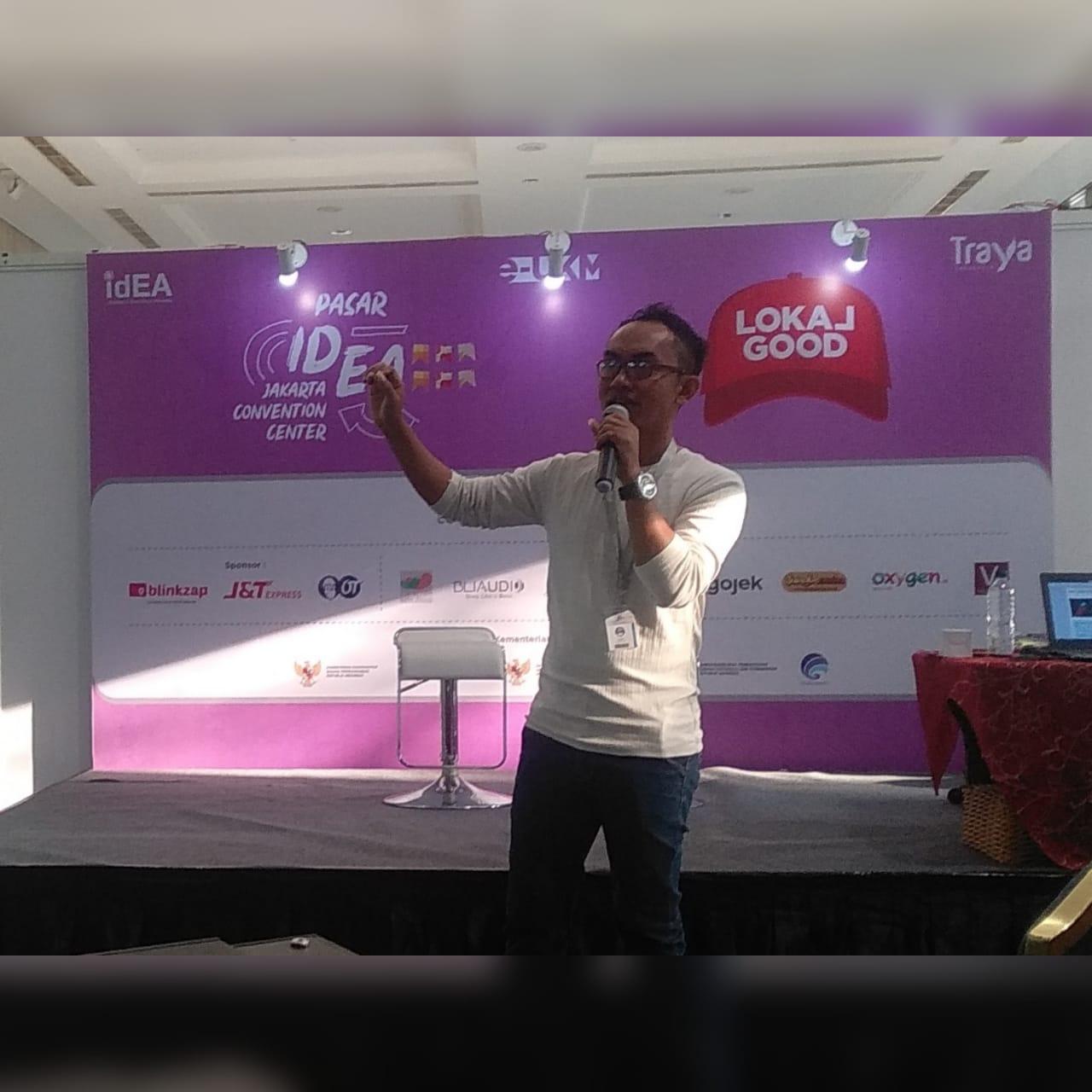 workshop bisnis bersama Asrul Tsani