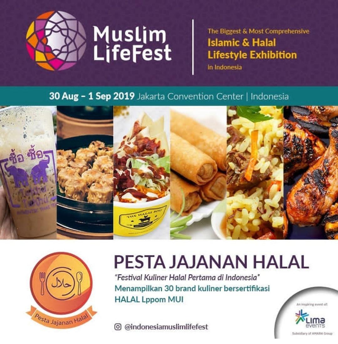 Indonesia Muslim Lifestyle Festival 2019