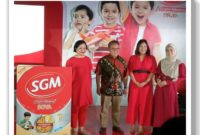 Peluncuran SGM Eksplor Advance+Soya